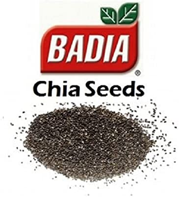 Amazon.com : Badia Chia Seed Salvia Hispanica 1.5 Oz (Pack ...