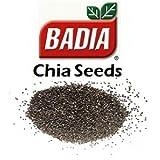 Badia Chia Seed Salvia Hispanica 1.5 Oz (Pack of 8)