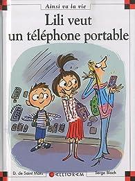 Lili veut un téléphone portable par Dominique de Saint-Mars
