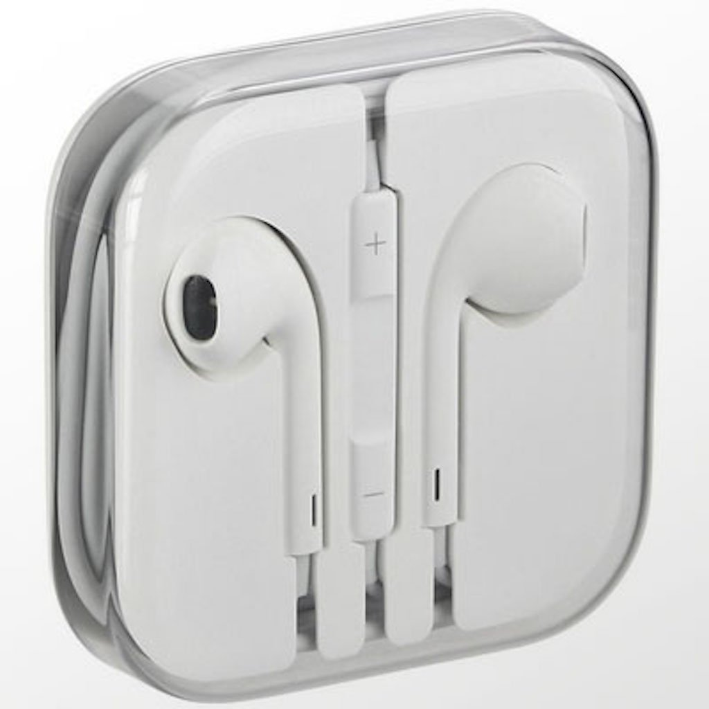 32866e4b112 Apple Earpods with Remote and Microphone for iPhone/iPad/iPod - Non-Retail  Packaging - White: Amazon.co.uk: Electronics