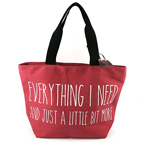 LilyRosa? Flamingo Anchor Pineapple Stripe Floral Star Beach Canvas Bag Blue Red Pink Holiday Pool Bags Pink Everything I Need