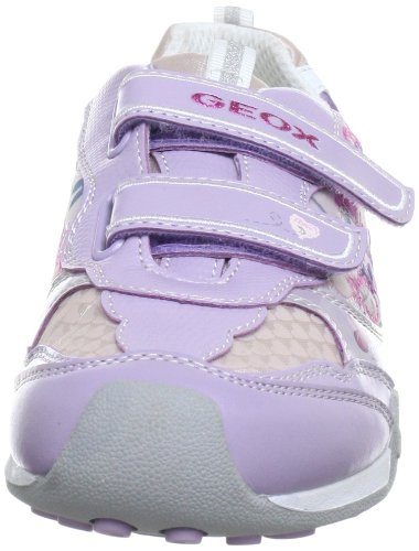 Geox Textil J NEW JOCKER G. B J32G2B054APC8020 - Zapatillas de deporte para niña Morado