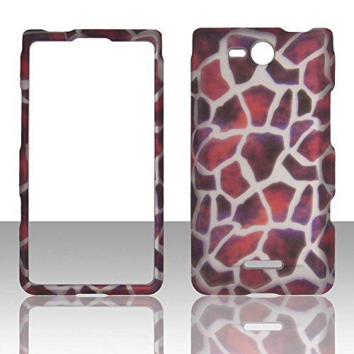 Giraffe Faceplate - 3