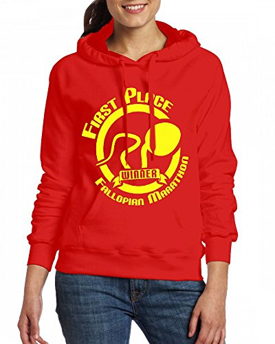 Rosso Personalizzabile Donne Smith Hoodies Personalizzabile Hoodies Maratona Di Dennis Delle Falloppio 5XvqOOw