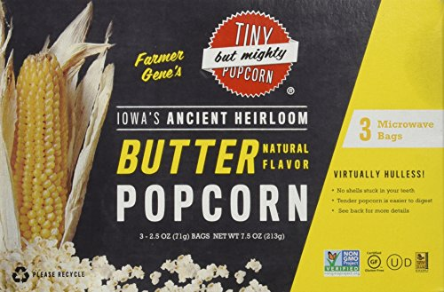Tiny But Mighty Popcorn Microwave product image