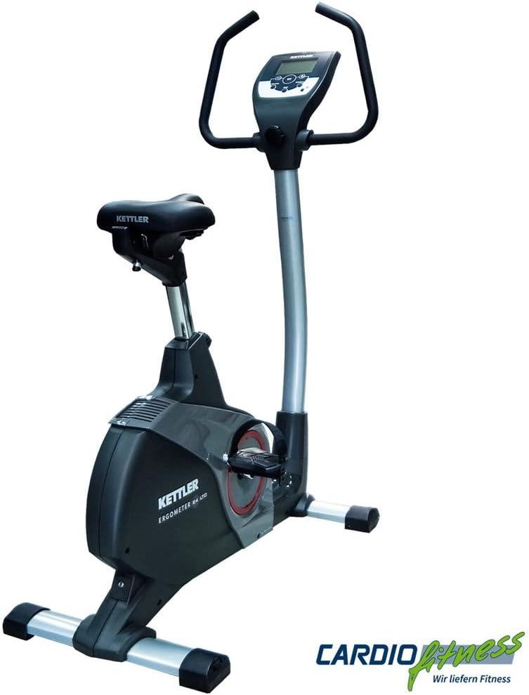 Kettler E4 Ltd bicicleta ergómetro: Amazon.es: Deportes y aire libre