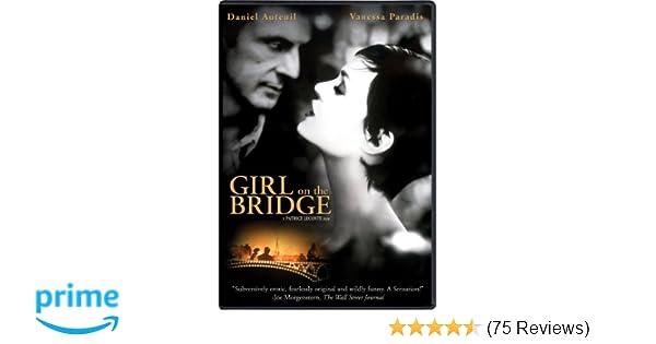 1c2559cb Amazon.com: Girl on the Bridge: Daniel Auteuil, Vanessa Paradis, Jean-Marie  Dreujou, Patrice Leconte, Joëlle Hache: Movies & TV