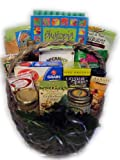 Low-Sodium Heart-Healthy Get Well Gift Basket by Well Baskets