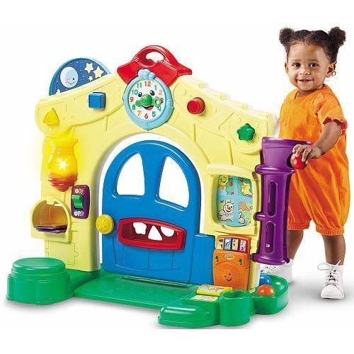 Fisher Price Laugh And Learn House 3