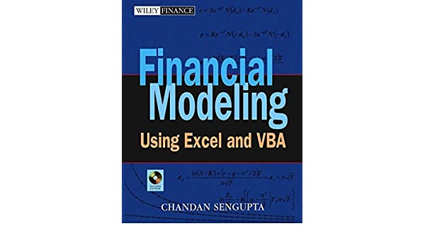 financial modeling using excel and vba chandan sengupta free download