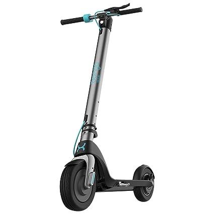 Cecotec Patinete eléctrico Bongo Serie A. Potencia máxima de 700 W, Batería Intercambiable, autonomía ilimitada hasta 25 km, Ruedas Tubeless ...