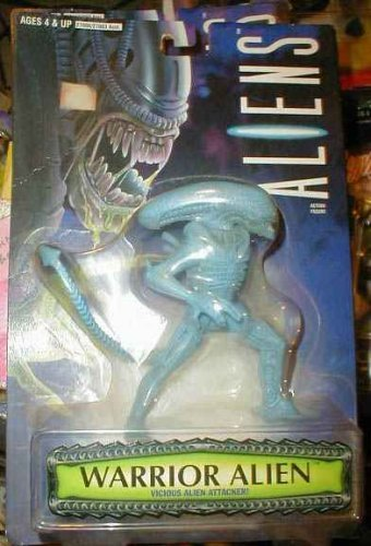 ALIENS - WARRIOR ALIEN VICIOUS ALIEN ATTACKER!