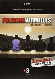 Polseres Vermelles: Ni Un Pas Enrere - Temporada 2 (Dvd Import) (European Format - Region 2)