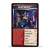 DC Comics Card Game