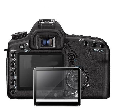 PROTECTOR DE PANTALLA DE CRISTAL para Nikon D3300 DSLR cámara ...