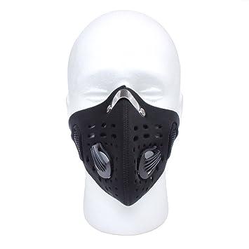 Máscara a prueba de polvo, máscara profesional del gas de escape de la filtración del