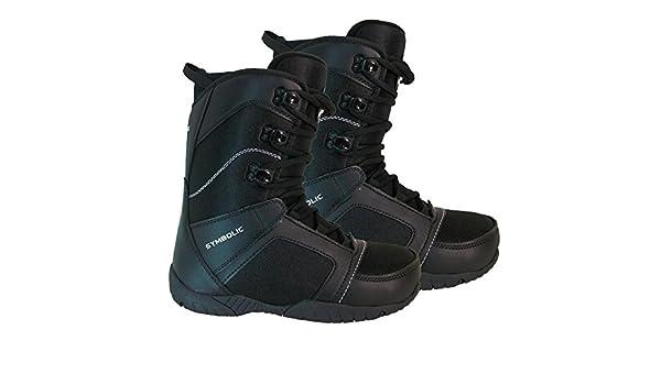 Amazon Symbolic Ultra Light Black Snowboard Boots Womens 7 8