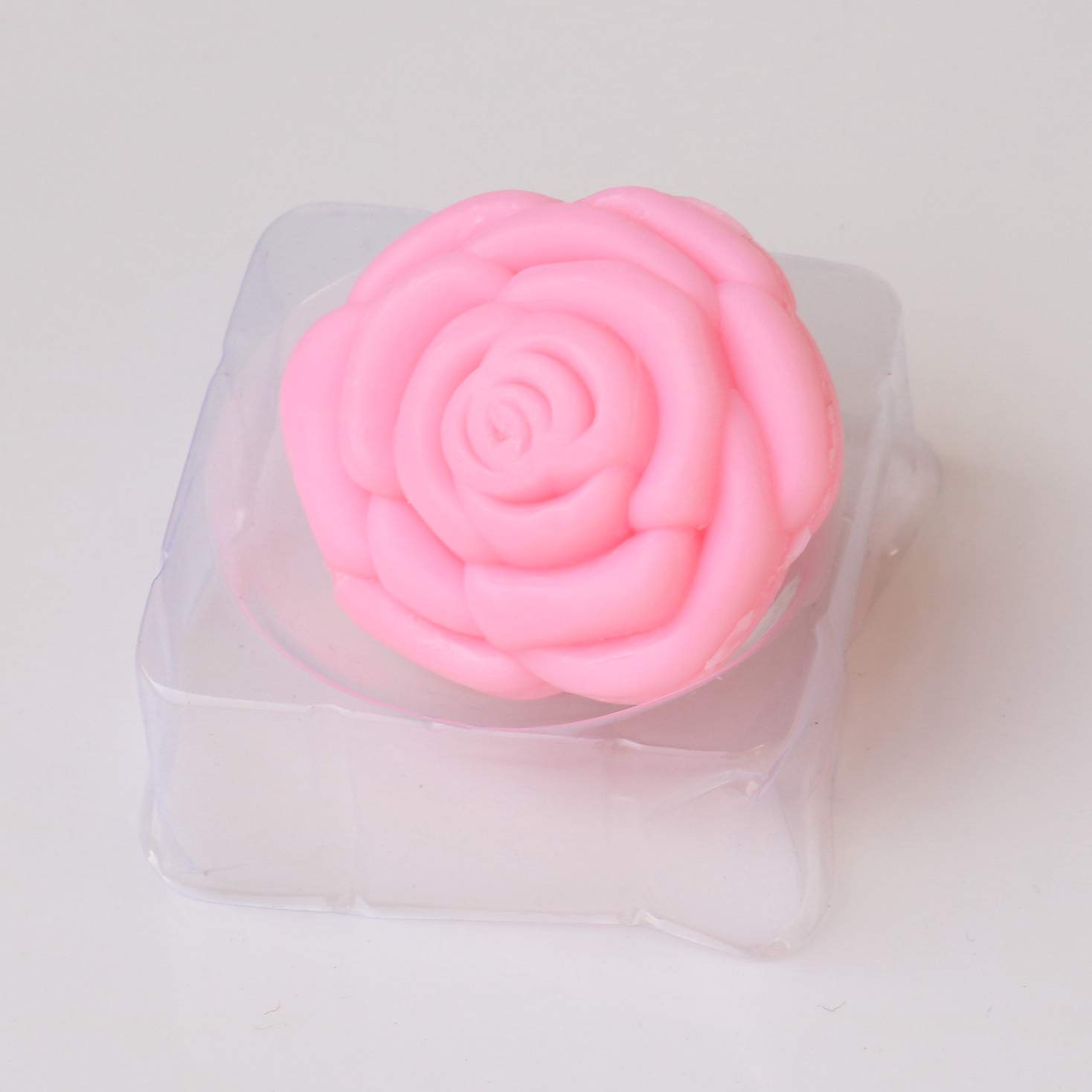 Amazon.com: AI·X·IANG Cute Mini 24 Pieces Handmade Scented Soap ...