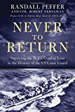 Book cover for Never to Return