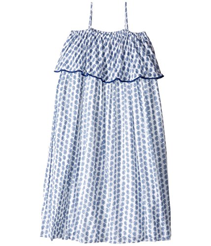Ralph Lauren Sundress - Ralph Lauren Polo Girls Gauze Print Maxi Dress Sundress ... (8)