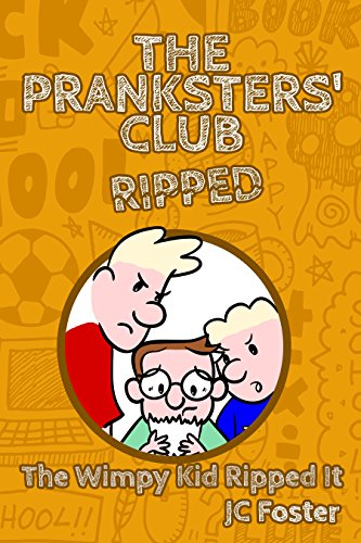 Pranksters Club Ripped Wimpy Book ebook product image