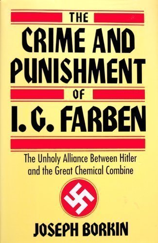 The Crime and Punishment of I.G. Farben Paperback April 7, 1979