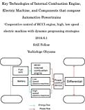 Key Technologies of Internal Combustion Engine, Electric Machine, and Components that compose Automotive Powertrains: Cooperative control of HCCI engine, electric machine with dynamic programing