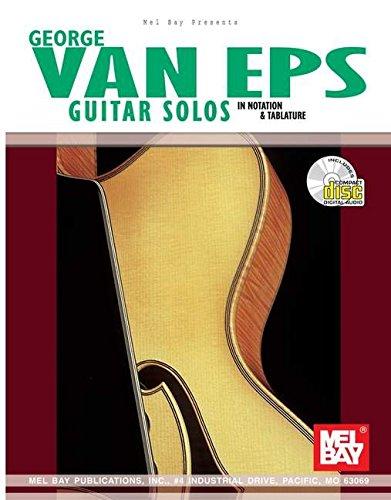 George Van Eps Guitar Solos: Amazon.es: George Van Eps: Libros en ...