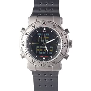 5.11 Tactical HRT Sniper Watch - Titanium - One Size
