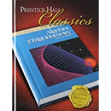 Amazon prentice hall books algebra and trigonometry functions and applications prentice hall classics fandeluxe Images