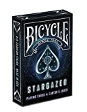 Bicycle Stargazer Deck Poker Size Standard Index Playing Cards, Stargazer Deck (2 Packs) by Bicycle