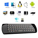 Rii K25A 4 in 1 Multifunction Portable 2.4GHz Mini Wireless Fly Mouse ...
