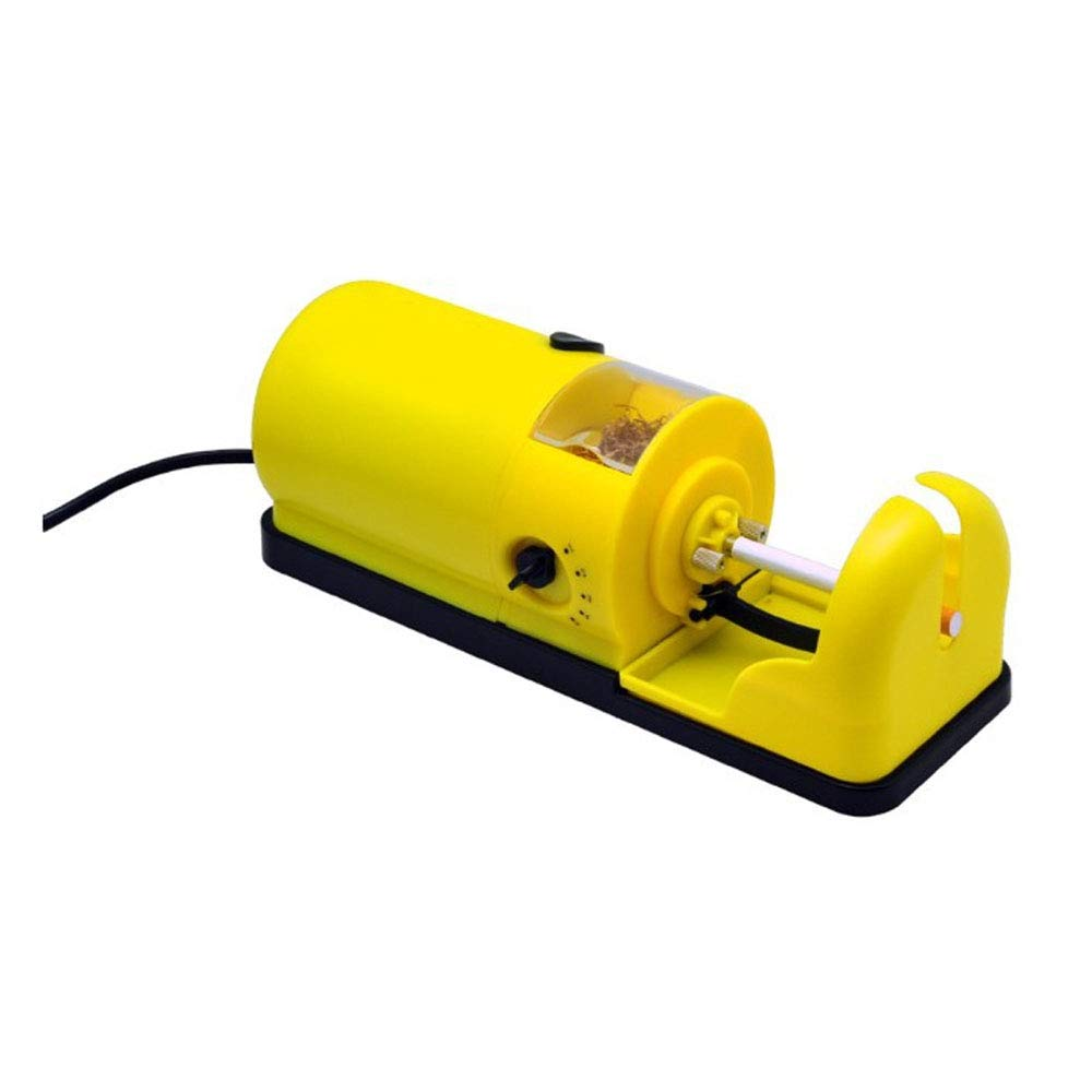 High Power Mini Electric Automatic Cigarette Rolling Machine Tobacco Maker Homemade Home Use Easy to Carry
