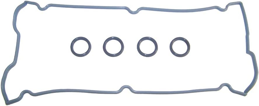 DNJ Head Gasket Set with Head Bolt Kit For 1995-1999 for Chrysler Sebring 2.0L 1996cc 122cid L4 DOHC