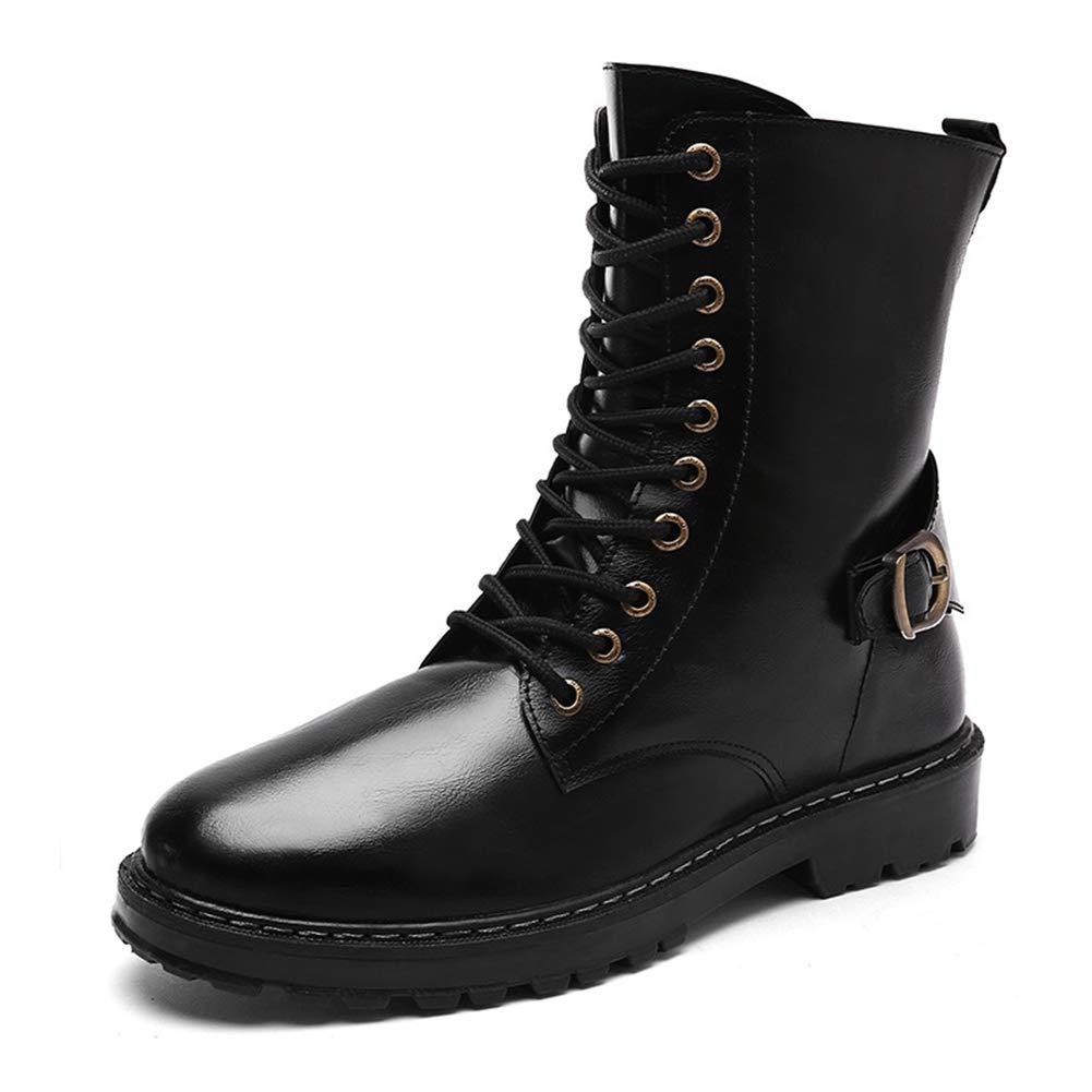 free shipping e3585 eeb16 Männer Schuhe Herrenschuhe, British Style Militärstiefel ...