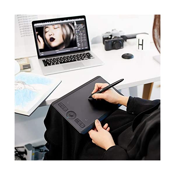 Wacom Intuos Pro Digital Graphic Drawing Tablet for Mac or