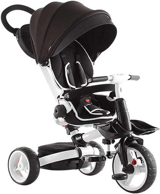 YUMEIGE triciclos Triciclo para niños 1-6 años Regalo de ...