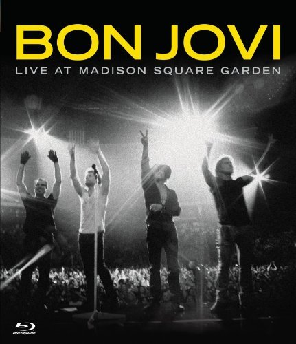 Blu-ray : Bon Jovi - Bon Jovi: Live at Madison Square Garden