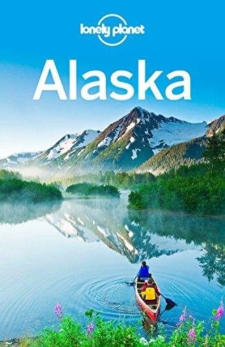 Lonely Planet Alaska (Travel Guide) cover