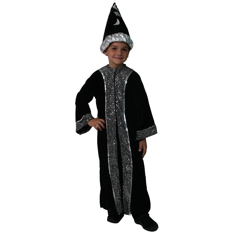 Boys Deluxe Wizard Magician