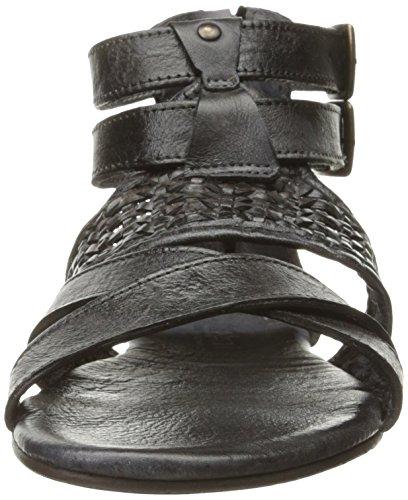 Seng | Stu Womens Capriana Flat Sandal Graphito Dip Dye