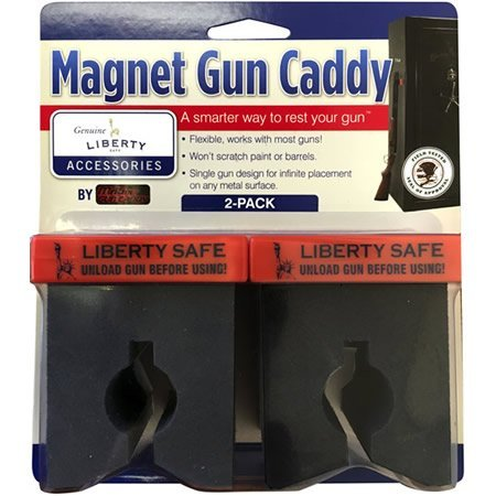 Magnet Gun Caddy - (2 Pack) by Liberty Safe (Image #1)
