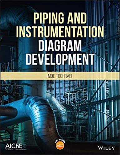 piping and instrumentation diagram development moe toghraei rh amazon com piping and instrumentation diagram book piping and instrumentation diagram book