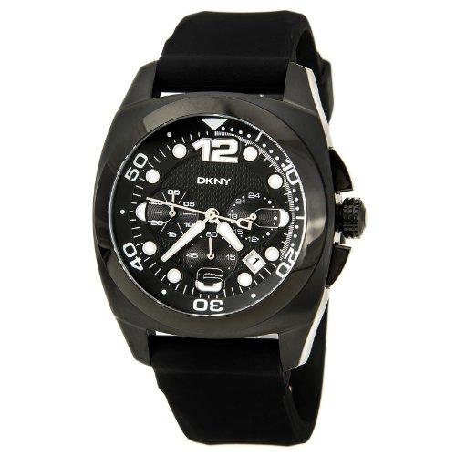 DKNY Chronograph Black Dial Men's watch #NY1445