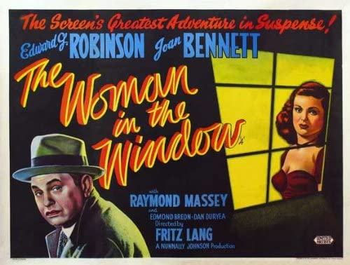 Amazon.com: Movie Posters The Woman in The Window - 11 x 17 ...
