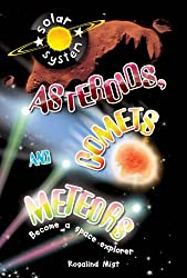 Up In Space: Asteroids, Comets and Meteors (QED Reader): 1