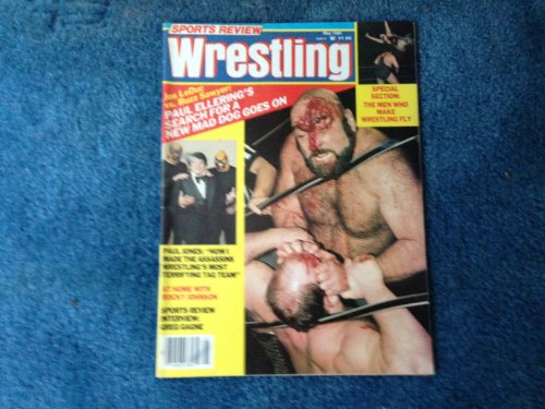 Sports Review Wrestling May 1984 WWF WWE WCW TNA ECW for sale  Delivered anywhere in USA