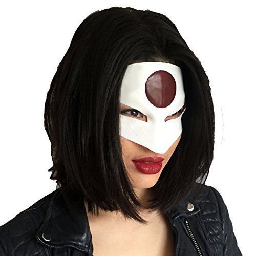 Suicide Margot Costume Robbie Squad (Ninja Mask)