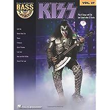 Kiss: Bass Play-Along Volume 27