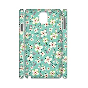 Retro Floral Series Unique Design 3D Cover Case for Samsung Galaxy Note 3 N9000,custom cover case ygtg599242